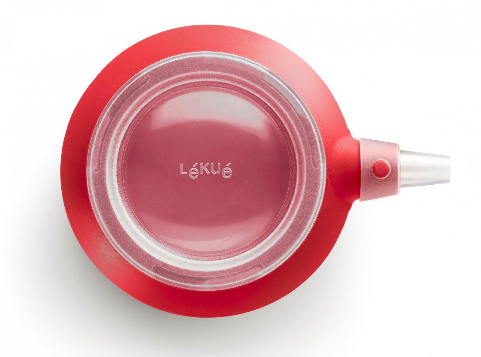 Декоратор Декомакс (большой) Lekue + 6 насадок, красный