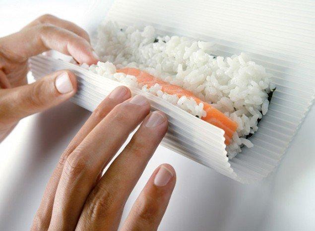 Коврик для суши Lekue силиконовый 24*20 cм
