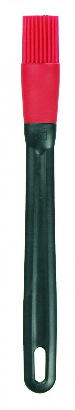 Щетка кондитерская силиконовая Lekue, 25 мм, красная
