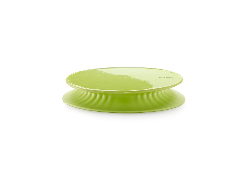 Крышка-натягушка Lekue, 2 шт 11 см, салатовая