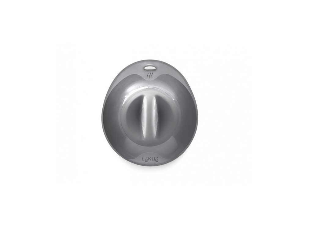 Крышка герметичная Lekue (10,5 см), графит