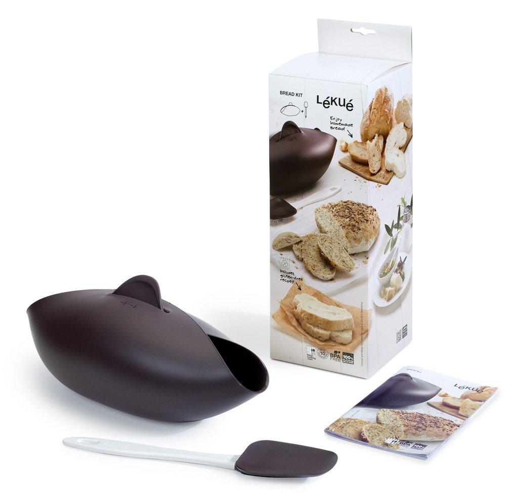 Набор для выпечки хлеба Lekue (хлебопечка, лопатка)