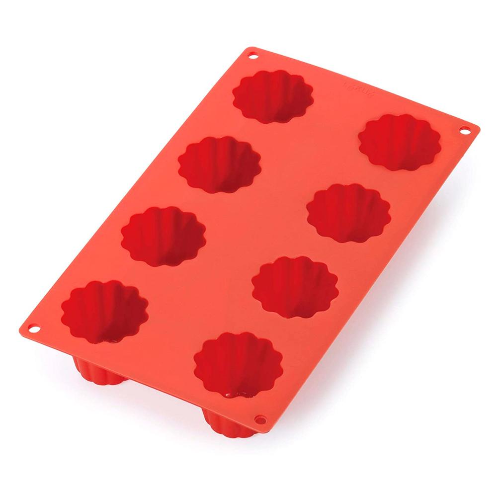 Форма Каннеле Lekue цвет красный