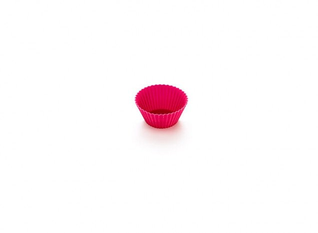 """Форма силиконовая """"Маффин"""" AGATHA  Lekue (6 шт.), розовый"""