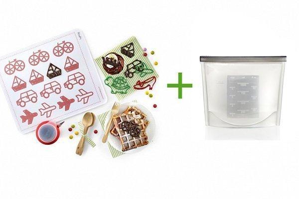 """Набор """"Декомат"""" + Пакет-контейнер силиконовый (прозрачный) в подарок"""